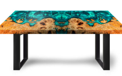 11 Best Epoxy Table Top For Home & Office