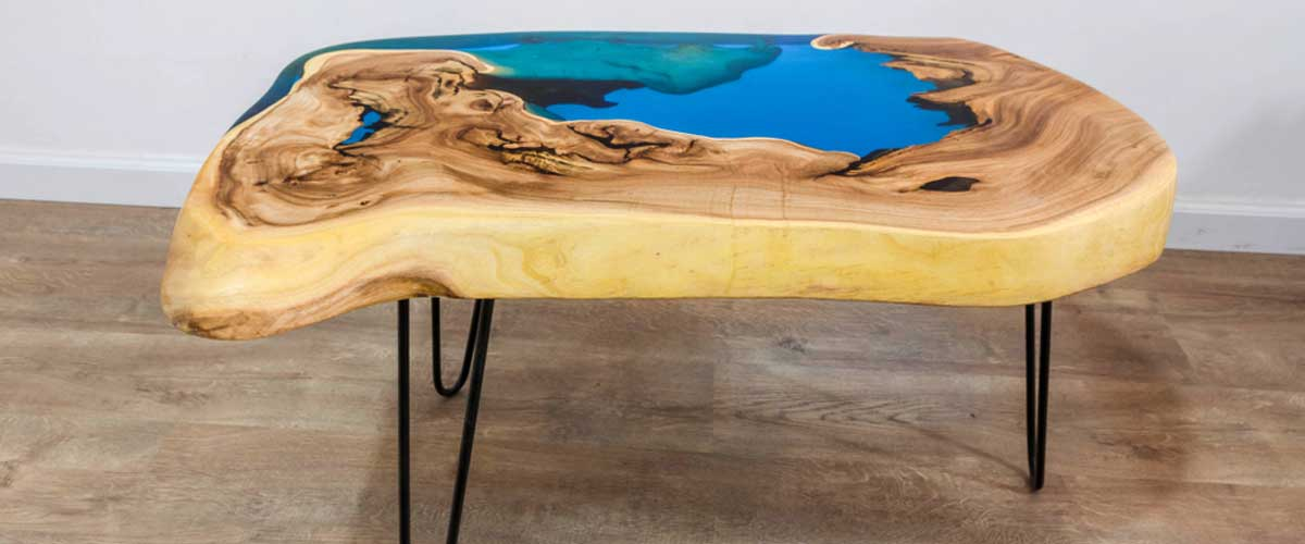 Best Epoxy Resin Coffee Table Top