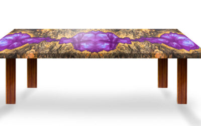 Uniqueness in Life with Epoxy Resin Table Top