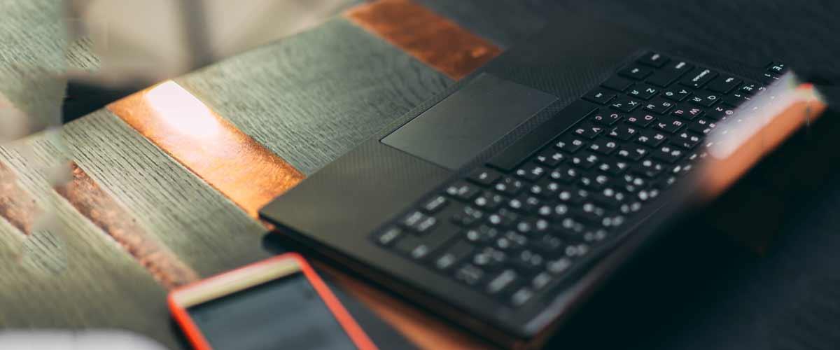 Epoxy Resin Computer Desk