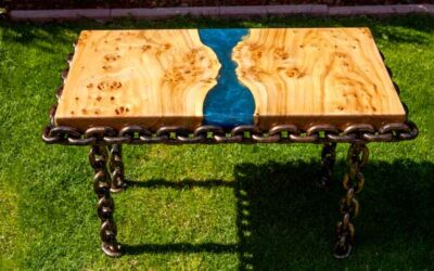 The 7 Best Epoxy Resin Table Top Outdoor Reviews in 2021