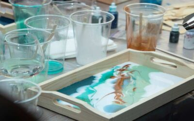 The 5 Best Epoxy Resin Art Kit Reviews & Buying Guide 2021