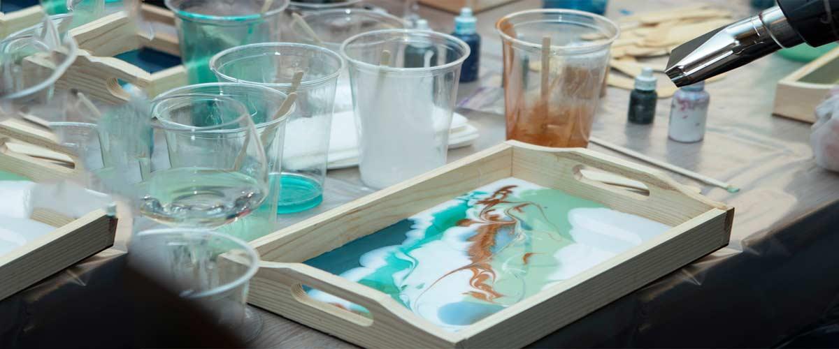 Epoxy Resin Art Kit