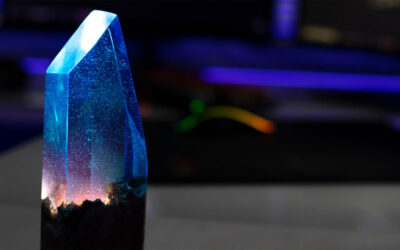 The 5 Best Epoxy Resin Lamp Kit Reviews & Buying Guide 2021