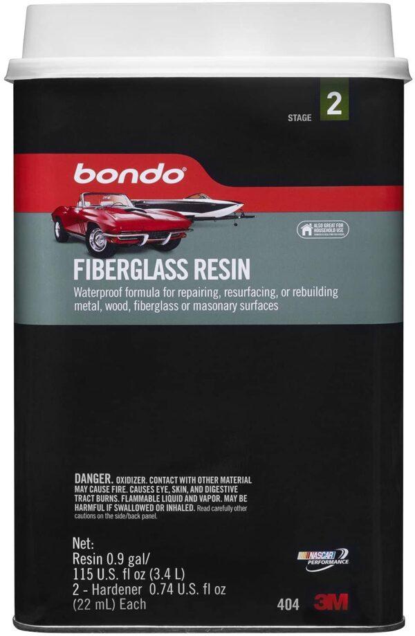 Bondo Fiberglass Resin 3m Polyester Resin