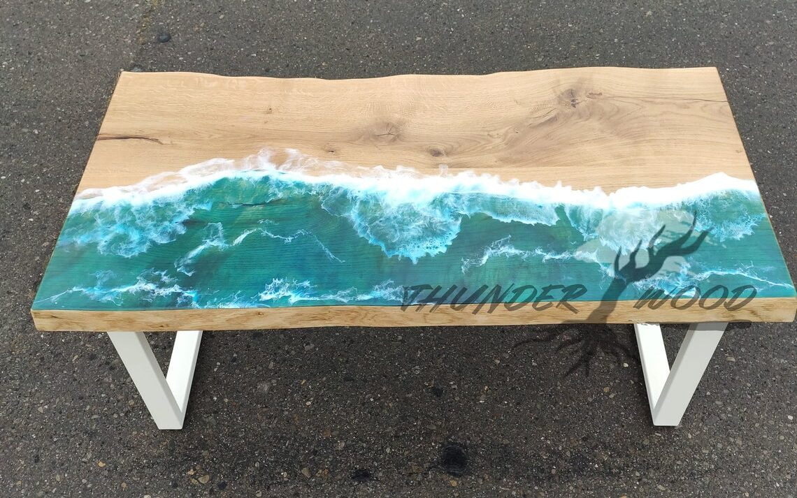 Best Epoxy Resin Dining Table Top