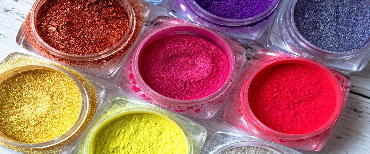 Epoxy-Resin-Pigment-Powder